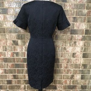Talbots Dresses - EUC TALBOTS Exquisite Detailing Matelasse Dress